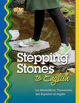 Stepping Stones to English Student textbook